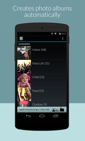 Create your photo albums automatically